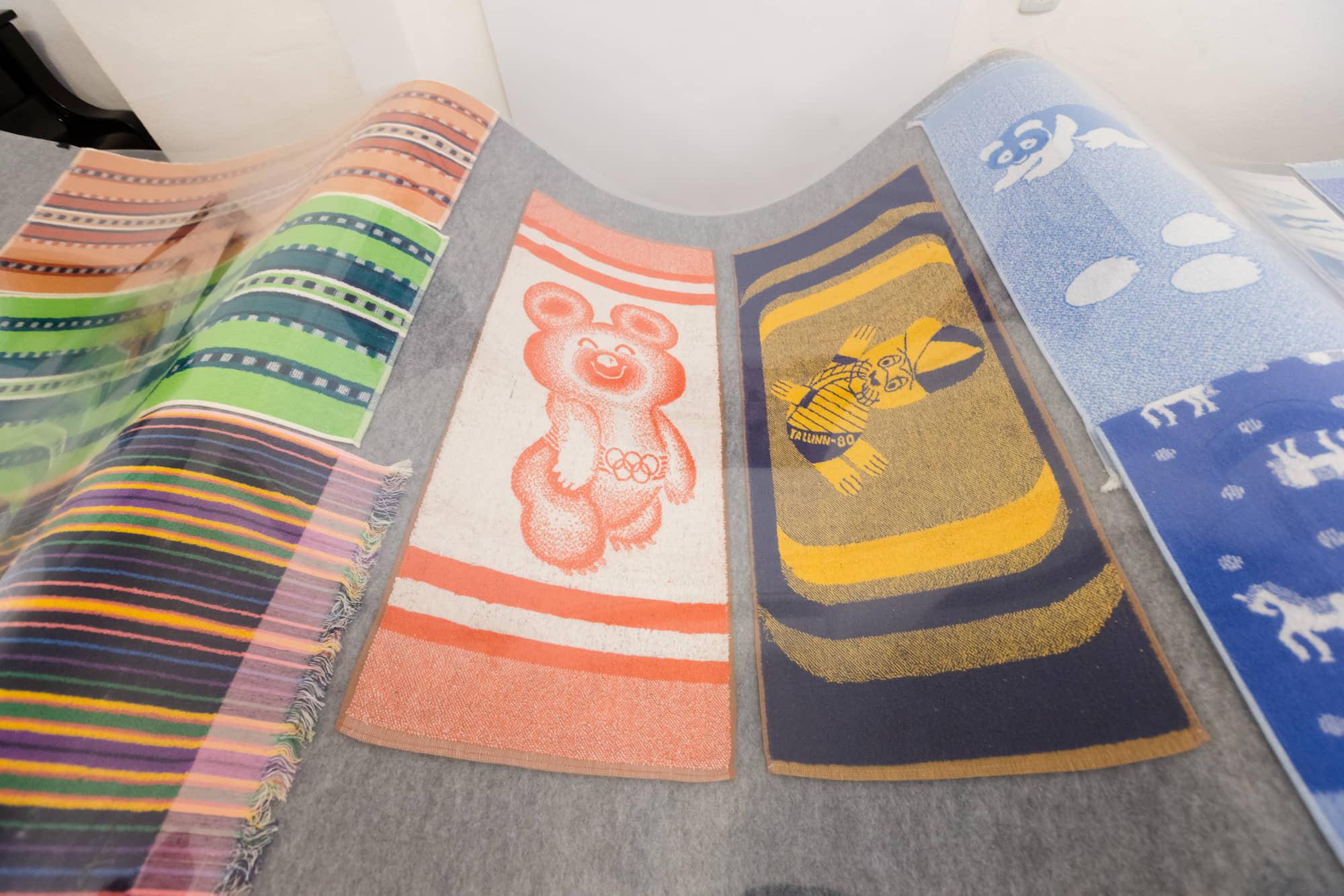 Выставка «Узоры: дизайн Кренгольмского текстиля 1963-2005» 06.04.2019-12.01.2019