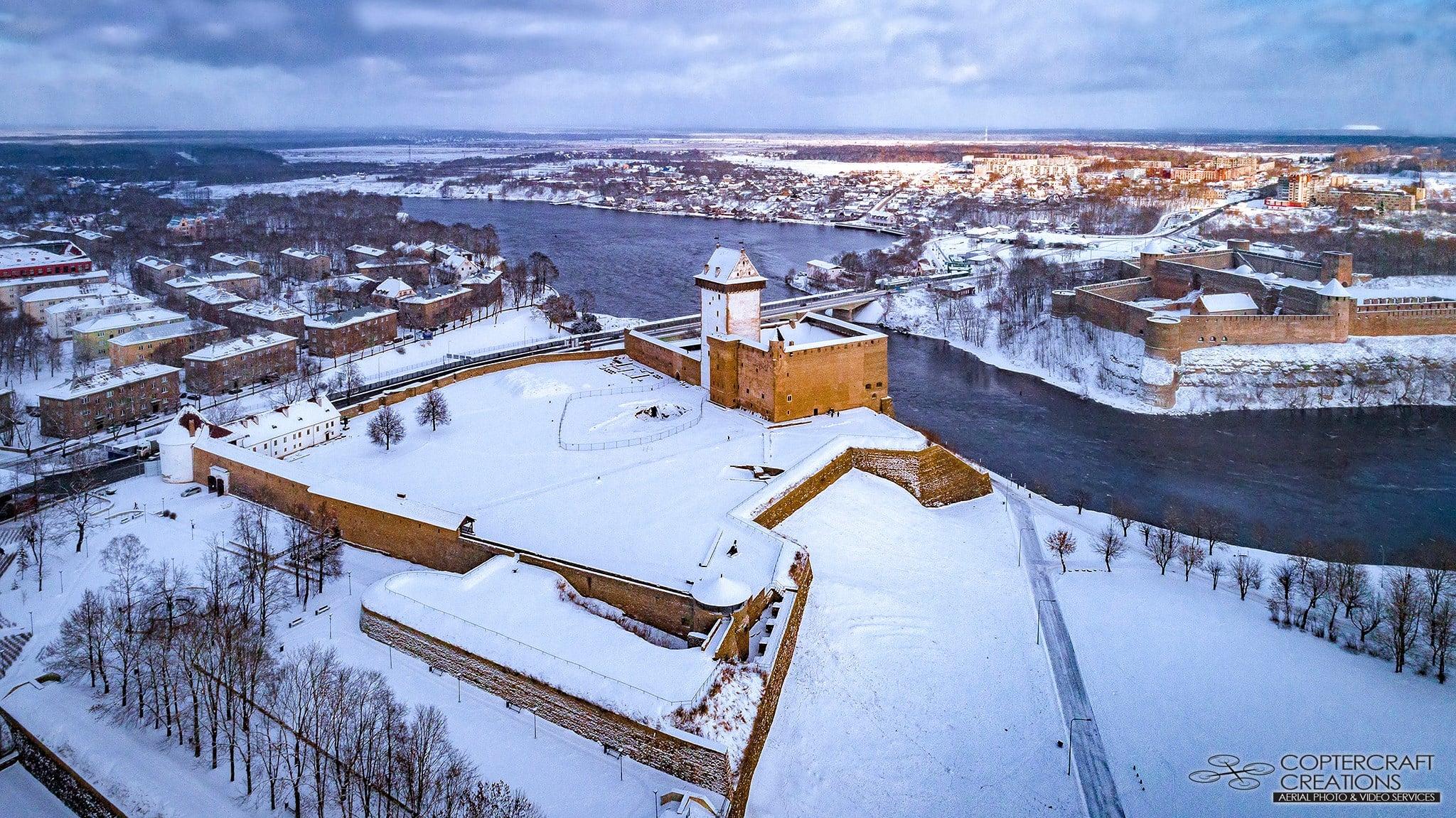 Нарвский музей приобрел базу данных russianestonia.eu и готовится к созданию музея истории города.