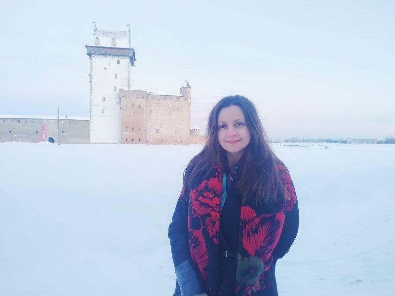 5 вопросов. Новый руководитель Целевого учреждения Нарвский музей Мария Сморжевских-Смирнова