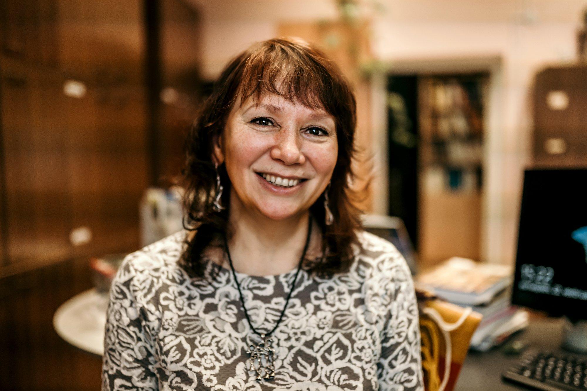 Ровно 30 лет в Нарвском музее работает настоящий профессионал, талантливый человек и отличная коллега – Марина Кувайцева.