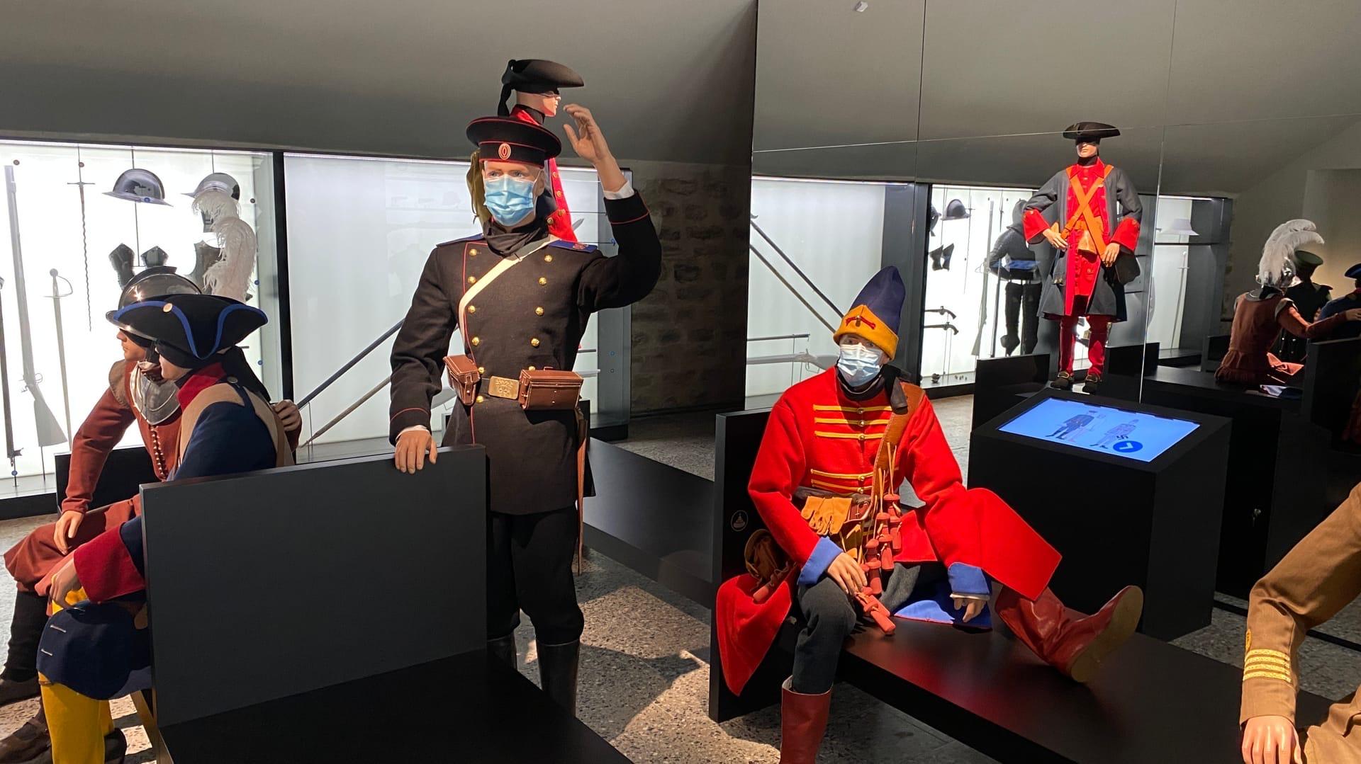 Narva Muuseum on suletud 25. aprillini, restoran Rondeelist saab toitu kaasa osta.